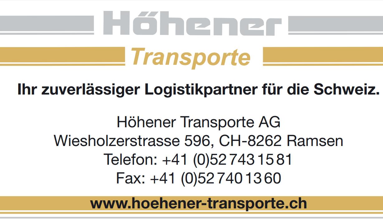 Höhener Transporte AG