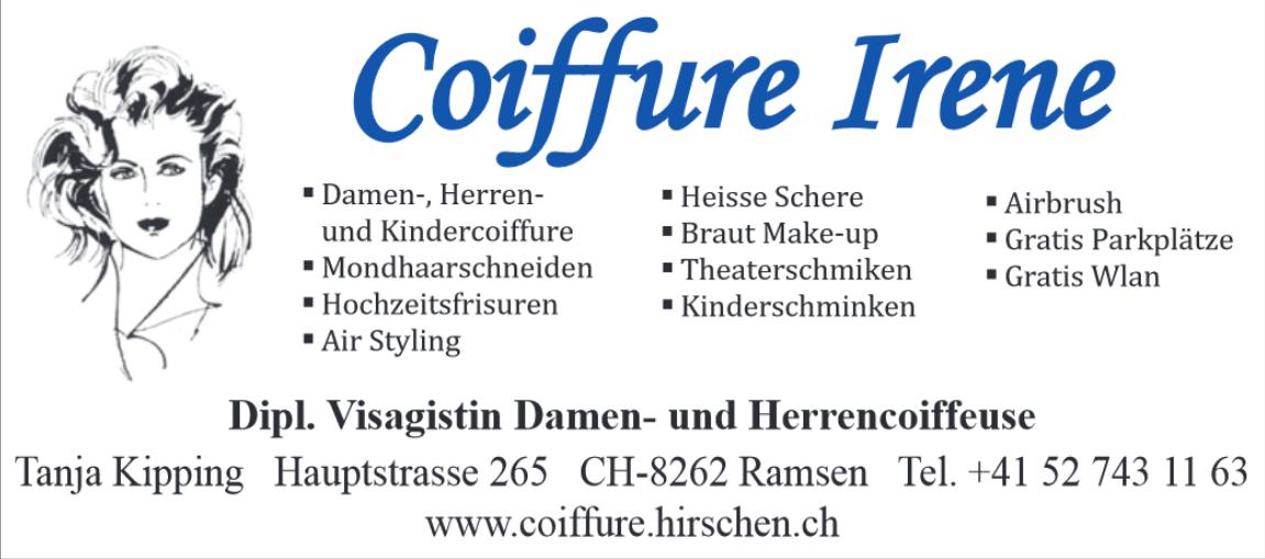 Coiffure Irene